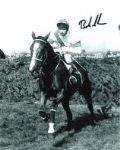 Bob Champion, Jockey, Genuine Signed Autograph #2